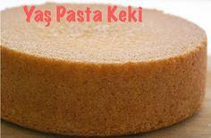yaş pasta keki nasıl yapılır