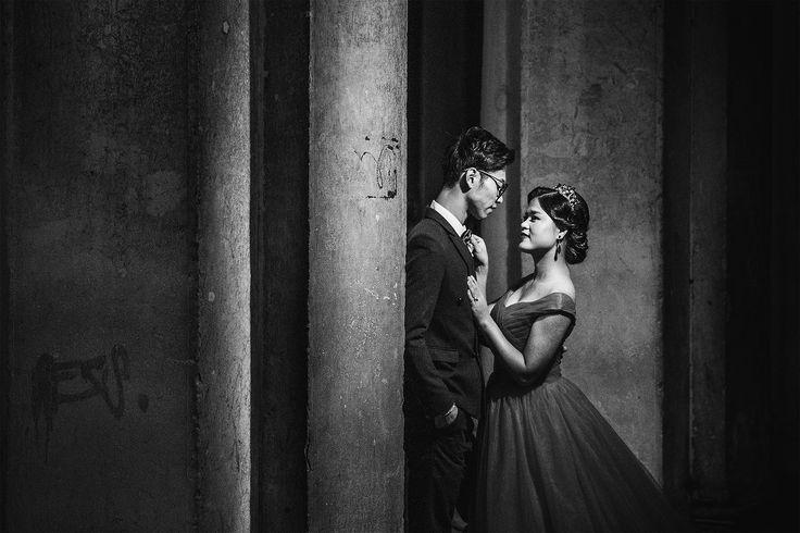 Chinese Wedding in Venice - Destinatin Wedding Photographer in Venice