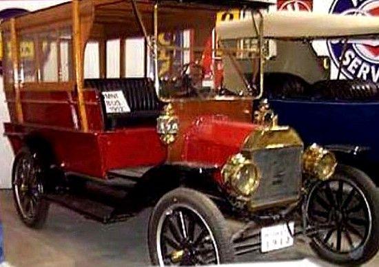 Ann Arbor, voiture routière de 1911  La Ann Arbor, cette voiture ancienne fut fabriquée de 1911 à 1912.