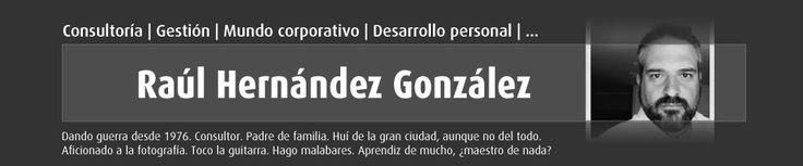 El trabajo como reacción vs crear tu trabajo | Raúl Hernández González - Blog