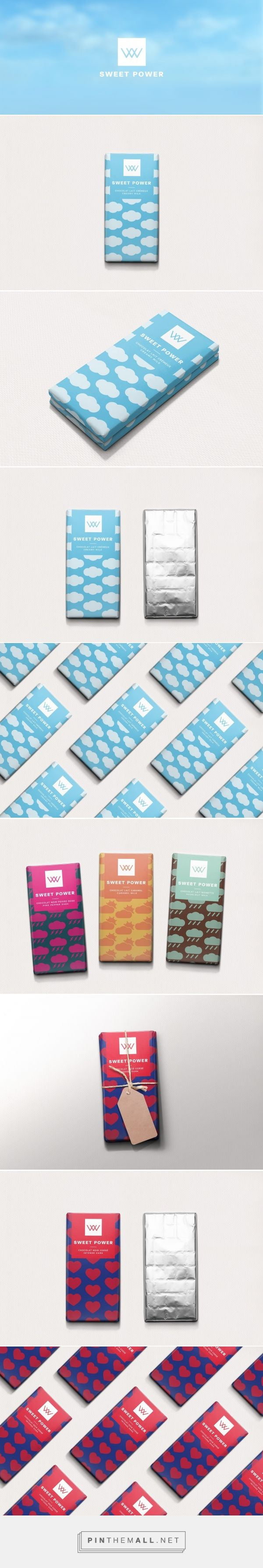 Sweet Power (Student Project) - Packaging of the World - Creative Package Design Gallery - http://www.packagingoftheworld.com/2016/08/sweet-power-student-project.html