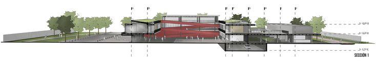 Galería de EMS Arquitectos, tercer lugar en concurso Ambientes de Aprendizaje del siglo XXI: Colegio Pradera El Volcán - 27