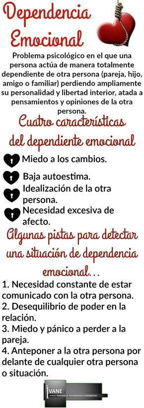 La dependencia emocional. En IVANE podemos ayudarte. ¿Qué es? ¿Cómo son los y las dependientes emocionales? ¿Cómo podemos detectar una situación de dependencia emocional? Más info en nuestro post: http://ivane-adicciones.com/dependencia-emocional-tratamiento/ #dependenciaemocional #dependenciaemocionaltratamiento #infografia