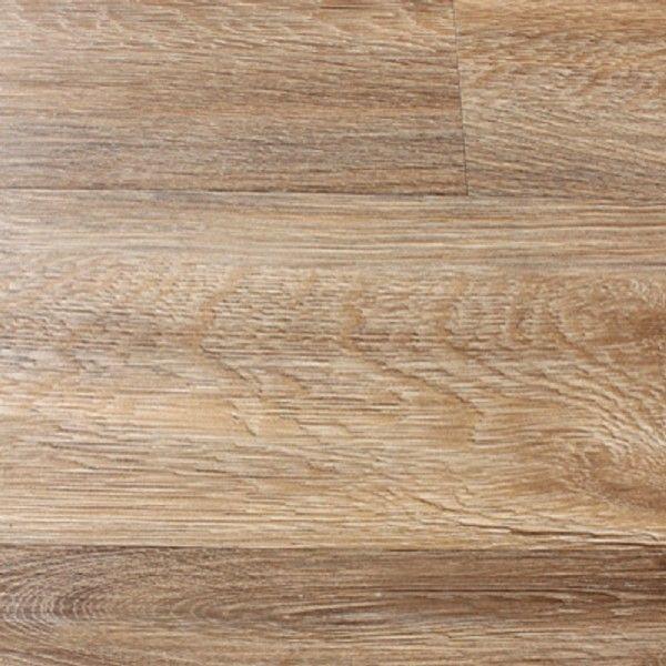 Klik PVC Vloer Instinct Natural Oak Extra Breed 5mm - Klik PVC vloeren