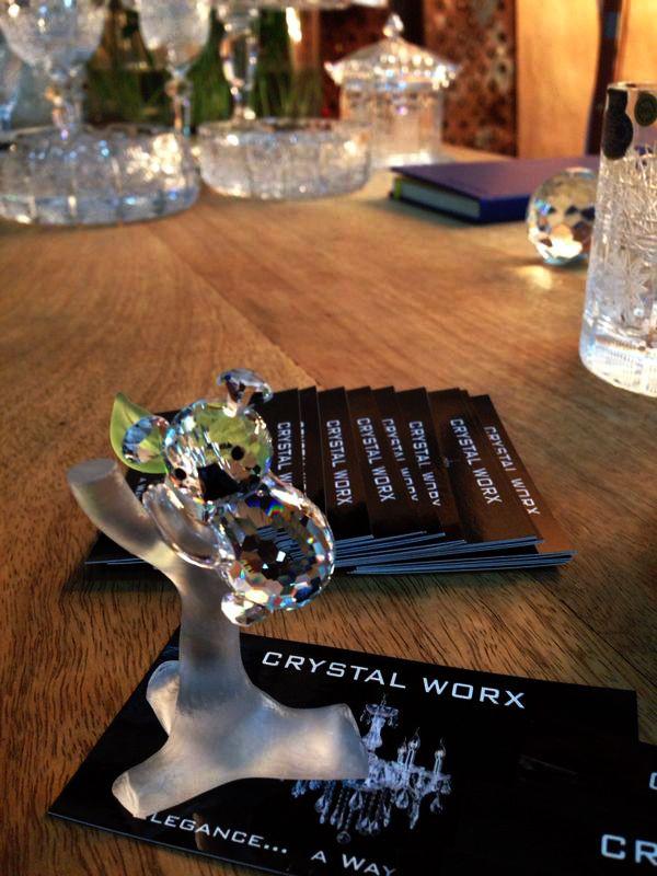 Koala Bear Crystal Figurine