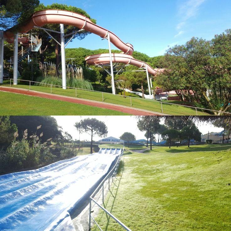 Després de la tempesta arriba la calma i el sol torna a brillar al parc. Bon cap de setmana!!  #waterworldlloret #waterpark #LloretdeMar #viulloret #costabrava