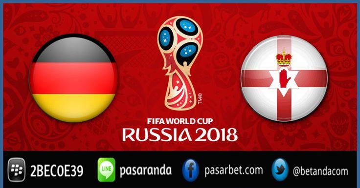Prediksi bola Jerman vs Irlandia Utara 12 Oktober 2016. Prediksi selengkapnya bisa dilihat di bri303.com / www.pasarbet.com #agenbola #agenpoker #agencasino #pokeronline #agenseniorpoker #agentogel #togelonline #prediksibola #prediksitogel #cm303 #pasarbet #indo888 #jitupoker #taruhanonline #pialadunia2018