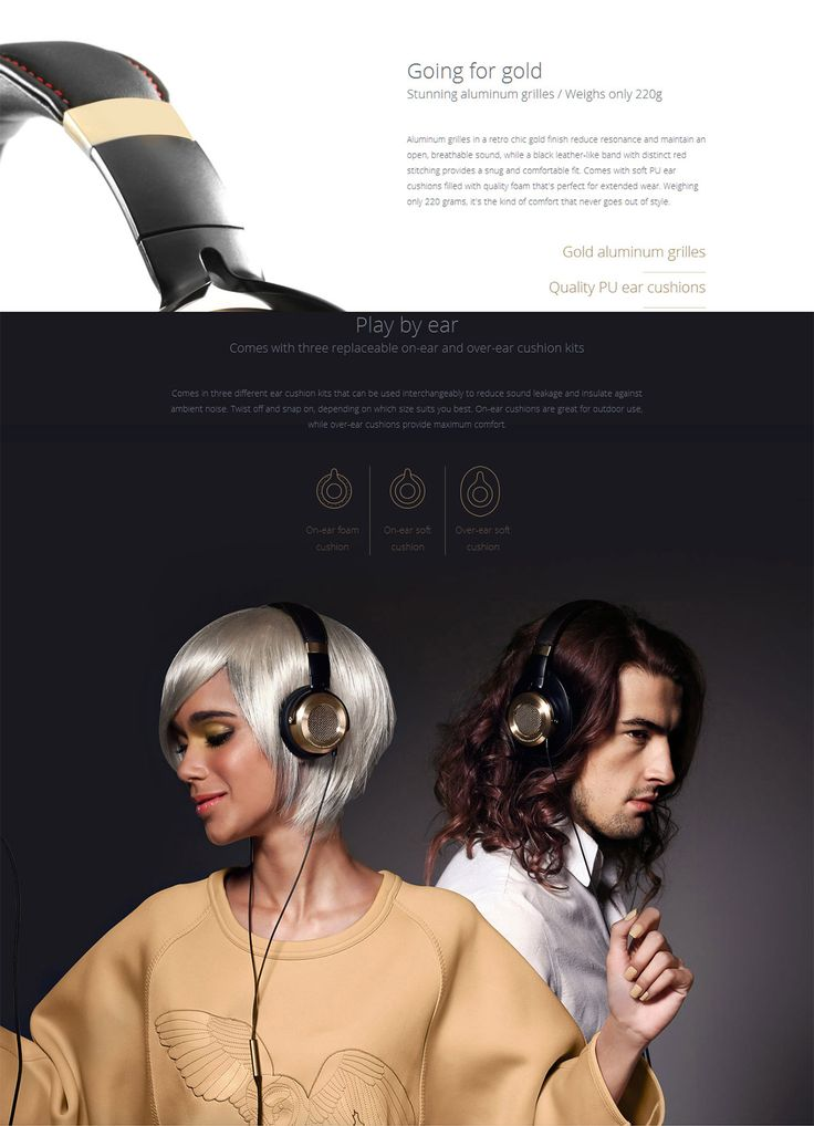 Xiaomi Foldable HiFi Headphone