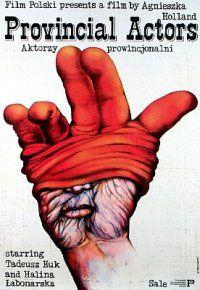 Aktorzy prowincjonalni (1978) - Agnieszka Holland - #polishmovies #polskiefilmy #movies #film #poland #polska