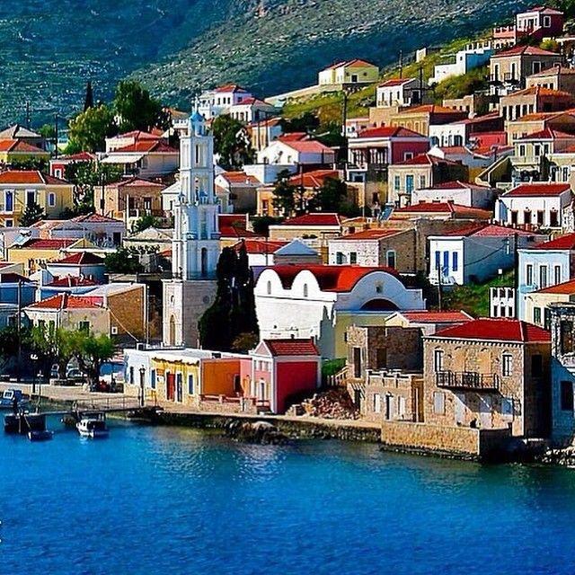 Chalki - Greece.