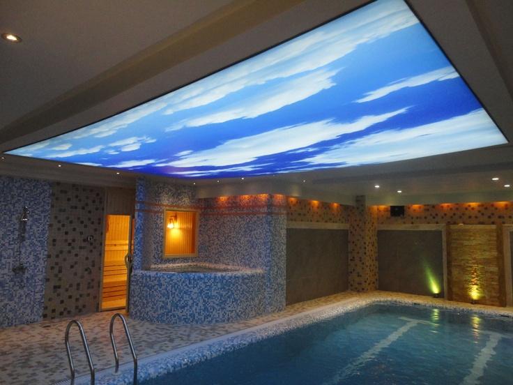 Extenzo Spanplafond, Plafond Tendu, Stretch Ceiling.