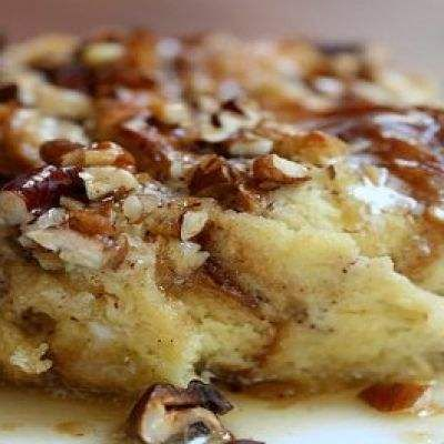 CONTEST WINNER: French Toast Casserole