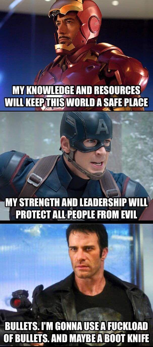 Why I like The Punisher