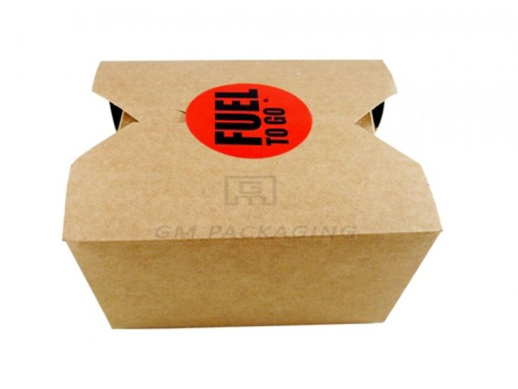 Brown Kraft Food Boxes-No.1.  Easiest opening and closing mechanism on the market Leak resistant : holds foods, sauces and gravies. Lightweight board. Poly-coated interior with clay-coated exterior. Widely recyclable. Microwaveable. Grease proof. Stackable. Reduces heat loss. Suitable for hot, cold, wet or dry foods.