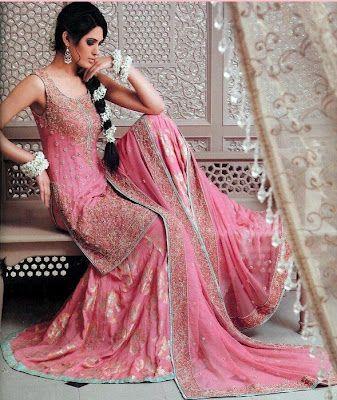 IndoPak Bridal Lehenga Fashion Trends