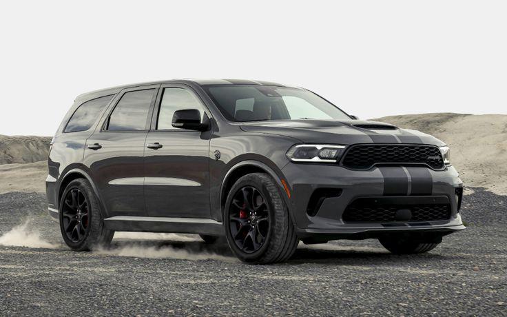 2021 Dodge Durango SRT Hellcat in 2020 | Dodge durango ...