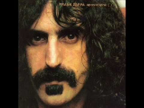 Frank Zappa - Stink-Foot  ...to be avoided...the affliction, that is, not the song...