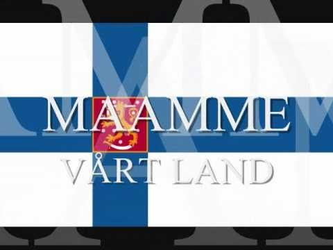 Maamme · Vårt land (National Song of Finland, in Finnish)