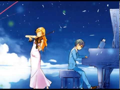 Shigatsu wa Kimi no Uso OST: 30 - Uso to Honto