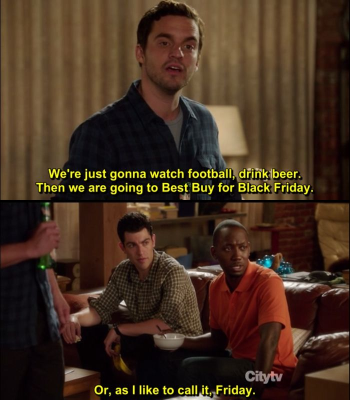 new girl winston buys crack