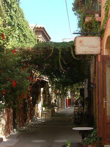 Top 5...Crete, Rethymnon SANDY BEACHES, VENETIAN STYLE BUILDINGS,HARBOURISDE DINING.
