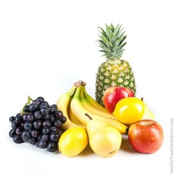 Fruits for Natural Heartburn Remedies
