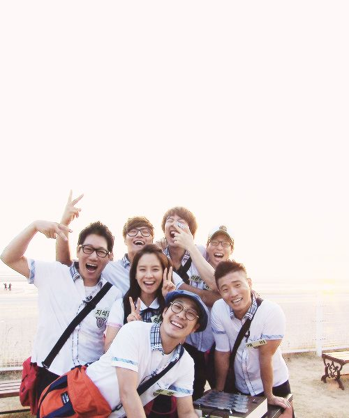Running man. This show is just too funny. With all of their crazy antics, fun games, and a great cast that treats each other like family, is why this is one of my favorite shows of all time.