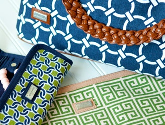I pinned this from the Ame & Lulu - Preppy Totes, Clutches & More event at Joss and Main!