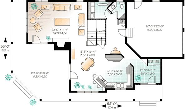 17 best images about drawings floor plans or elevations for Canadian country house plans