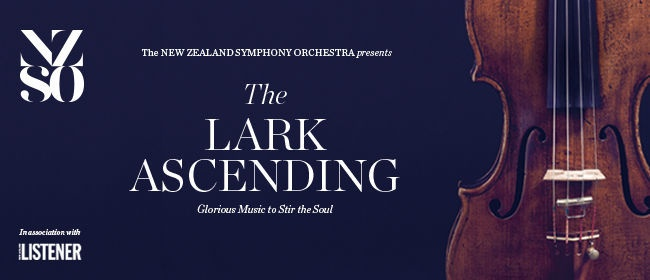 NZSOs The Lark AscendingAK May 24th