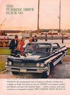 1960 Buick Electra 225 Riviera Sedan