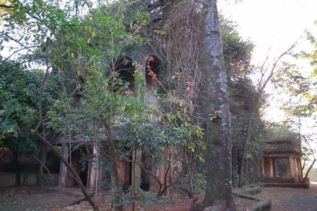 Hotel Rádio em Araxá - Lugares abandonados no Brasil