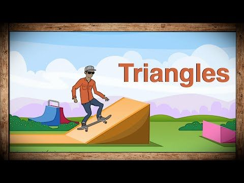 Types of Triangles Song - Scalene, Isosceles, Acute, Obtuse & More! - YouTube