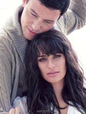 I want Lea Michele's hair!