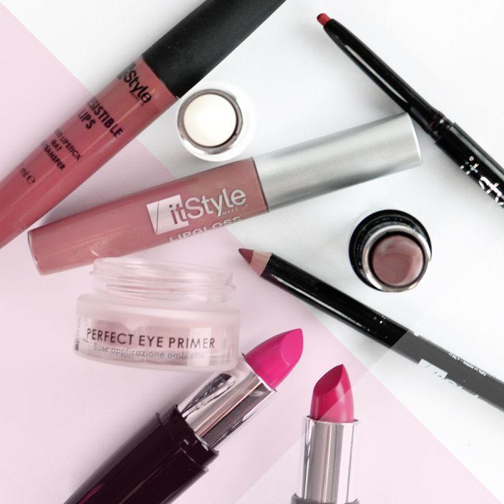 Retrouvez dés demain dans votre boutique #itstylemakeup votre pack #lipgloss #pefectprimer #crayon #irrestiblelips #lipstick #cosmetics #makeup
