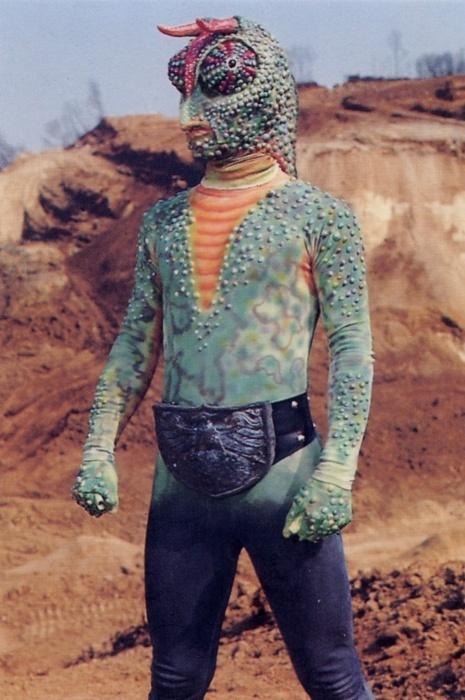 Chameleon Man?