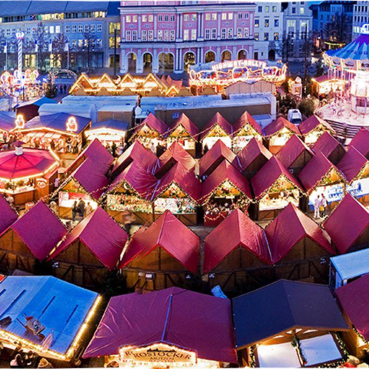 Weihnachtsmarkt Rostock
