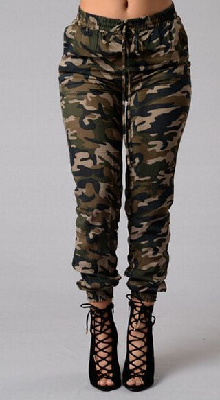 Leger Joggingbroek.Fashion Cute Pants Green Pants In 2019 Women S Fashion Combat