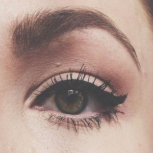 M Eye Opener Pinterest Maquillage Yeux De Biche Eyeliner Et Maquillage Des