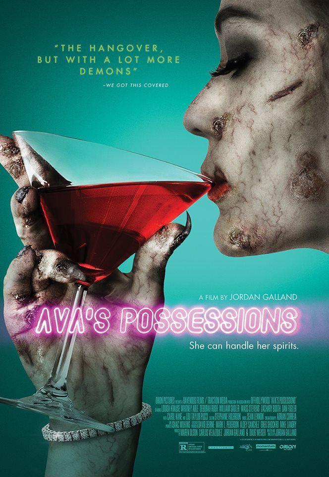 Ava's possessions: l'exorcisme … et après?