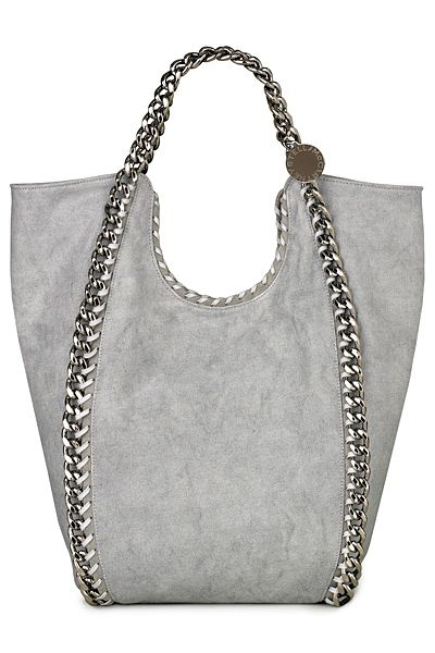 Stella McCartney's grey bag