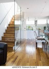 Image result for glass basement staircases