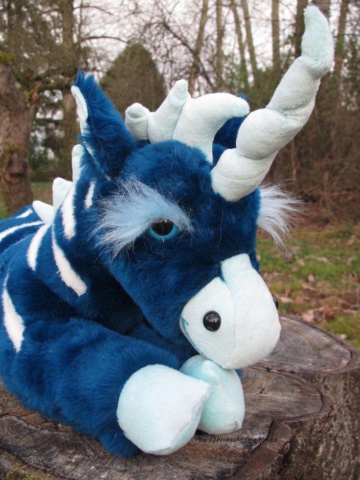 Twinkle the Zebra Unicorn Plush Stuffed Animal Toy Handmade Canada by AnimalArtKingdom on Etsy