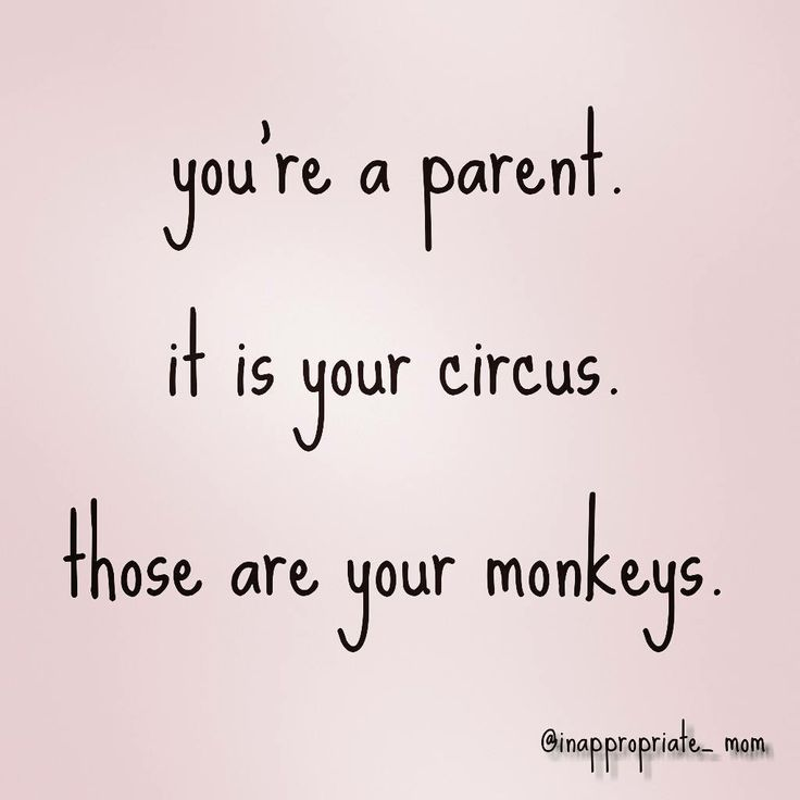 And our house can truly be a chaotic circus at times!