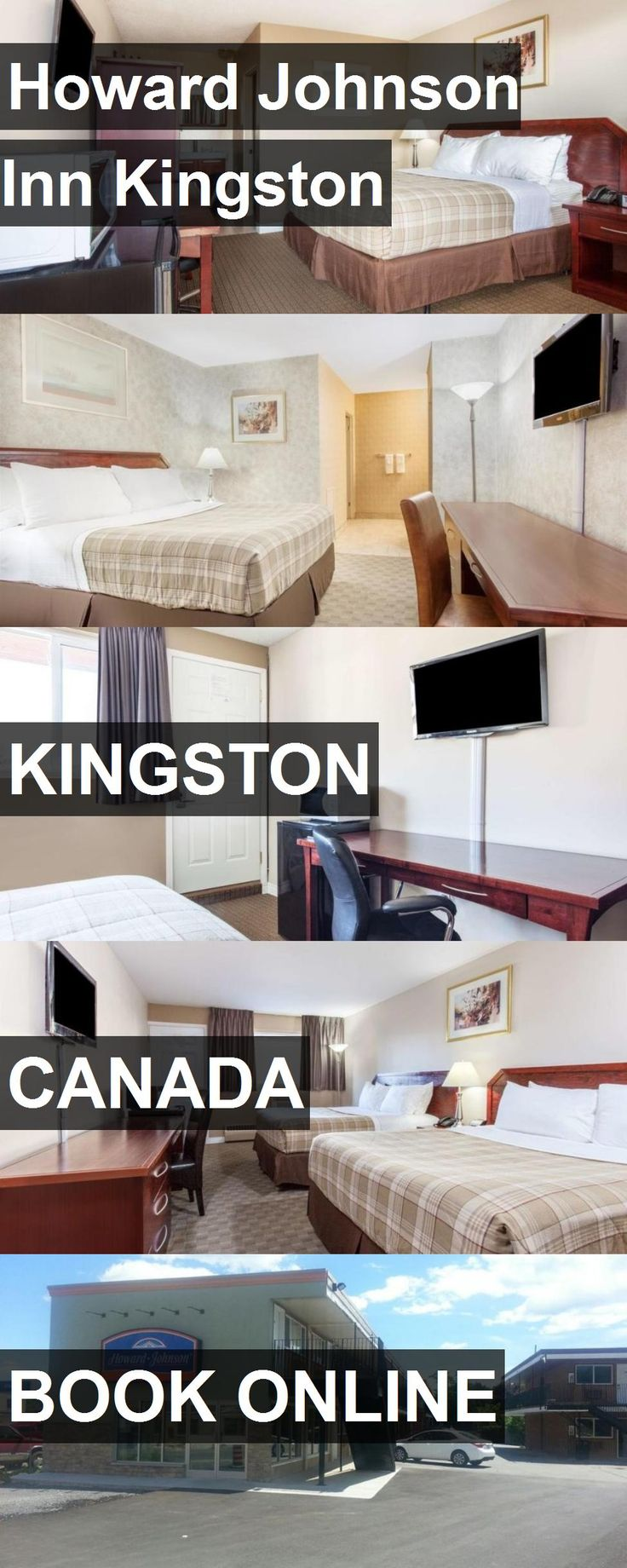 Hotel Howard Johnson Inn Kingston in Kingston, Canada. For more information, photos, reviews and best prices please follow the link. #Canada #Kingston #HowardJohnsonInnKingston #hotel #travel #vacation