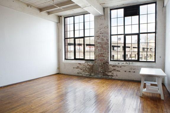 : Interior, Idea, Window, Dream, House, Exposed Brick, Studio Apartment, Apartments