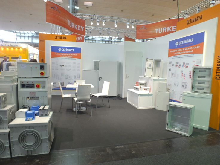 Turkey national participation stands 2013 Germany