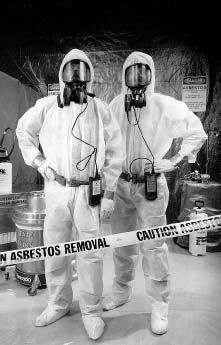 Should You Use An Experienced Asbestos Removal Company Or Do It Yourself? #asbestosremoval