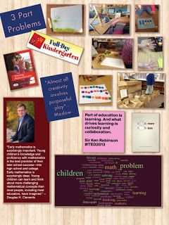 Great blog for examples of provocations and inquiry based learning
