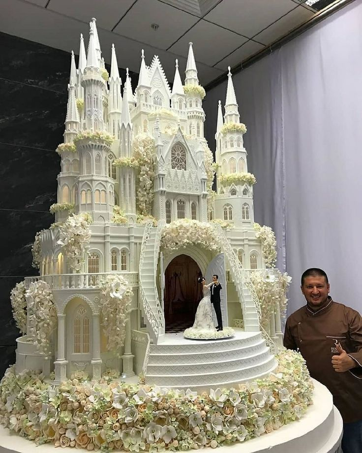 момент самые необычные торты в мире фото собой смесь